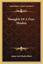 Thoughts of a Free-Thinker
