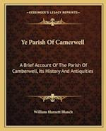 Ye Parish of Camerwell af William Harnett Blanch
