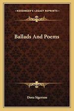 Ballads and Poems af Dora Sigerson