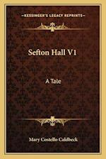 Sefton Hall V1 af Mary Costello Caldbeck