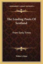 The Leading Poets of Scotland af Walter J. Kaye