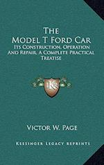 The Model T Ford Car af Victor W. Page