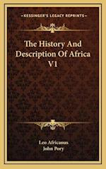 The History and Description of Africa V1 af Leo Africanus