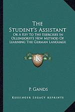 The Student's Assistant af P. Gands