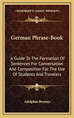 German Phrase-Book af Adolphus Bernays