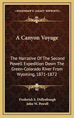 A Canyon Voyage af John W. Powell, Frederick S. Dellenbaugh
