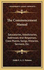 The Commencement Manual af Edith Palmer Painton