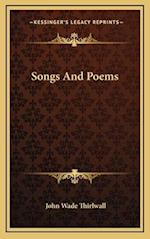 Songs and Poems af John Wade Thirlwall