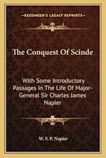 The Conquest of Scinde af W. F. P. Napier
