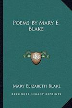 Poems by Mary E. Blake