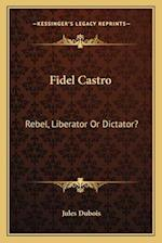 Fidel Castro af Jules DuBois