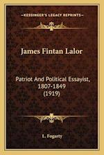 James Fintan Lalor af L. Fogarty