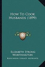 How to Cook Husbands (1899) af Elizabeth Strong Worthington