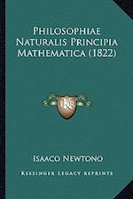 Philosophiae Naturalis Principia Mathematica (1822) af Isaac Newton