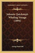 Johnnie Quickstep's Whaling Voyage (1894) af George Paul Goff