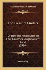 The Treasure Finders the Treasure Finders af Oliver Clay
