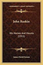 John Ruskin af James David Symon