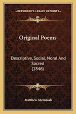 Original Poems af Matthew Mcintosh