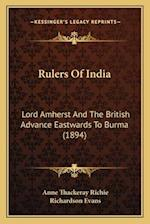 Rulers of India af Anne Thackeray Richie, Richardson Evans