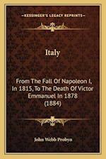Italy af John Webb Probyn