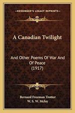 A Canadian Twilight af Bernard Freeman Trotter