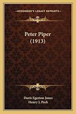 Peter Piper (1913) af Doris Egerton Jones