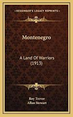 Montenegro af Roy Trevor