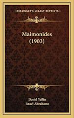 Maimonides (1903) af David Yellin, Israel Abrahams