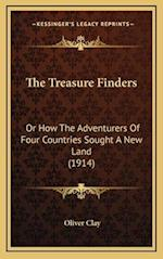 The Treasure Finders af Oliver Clay