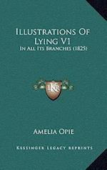 Illustrations of Lying V1 af Amelia Opie