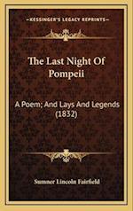 The Last Night of Pompeii