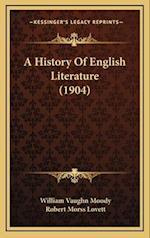 A History of English Literature (1904)