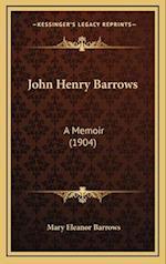 John Henry Barrows af Mary Eleanor Barrows