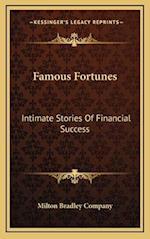 Famous Fortunes af Milton Bradley Company