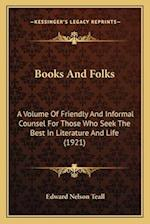 Books and Folks af Edward Nelson Teall