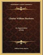 Charles William Sherborn af William Fowler Hopson