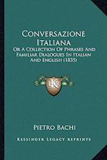 Conversazione Italiana af Pietro Bachi