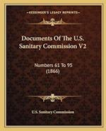 Documents of the U.S. Sanitary Commission V2 af U. S. Sanitary Commission