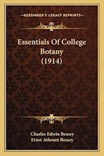 Essentials of College Botany (1914) af Charles Edwin Bessey, Ernst Athearn Bessey