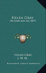 Helen Gray af Helen Gray, J. W. M.