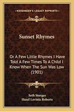 Sunset Rhymes af Seth Sturges