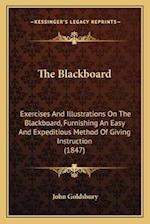 The Blackboard af John Goldsbury
