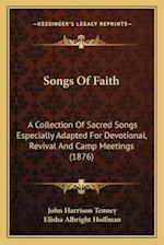 Songs of Faith af Elisha Albright Hoffman, John Harrison Tenney