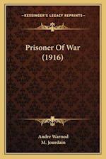 Prisoner of War (1916) af Andre Warnod