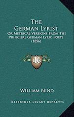 The German Lyrist af William Nind