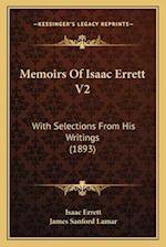Memoirs of Isaac Errett V2 af Isaac Errett