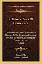 Religious Cases of Conscience af Samuel Pike, Samuel Hayward