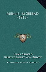 Menne Im Seebad (1915) af Babette Eberty Von Bulow, Hans Arnold