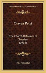 Olavus Petri af Nils Forsander
