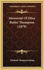 Memorial of Eliza Butler Thompson (1879) af Elizabeth Thompson Spring